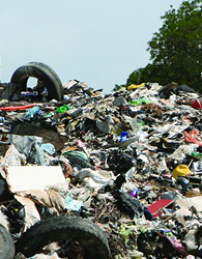 New Polystyrene Processing Technologies Saves Landfill