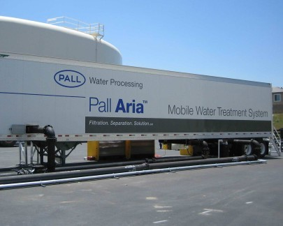Mobile Water Treatment Systems Provide Emergency Water Supply