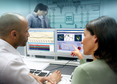 Process Visualization System Enhanced with Telecontrol for Smaller Installations