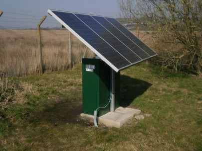 Solar Powered Recirculating Pump Pollution Solutions Online