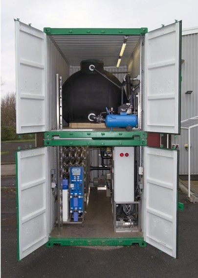 New Cost Effective Solution for the Treatment of Leachate