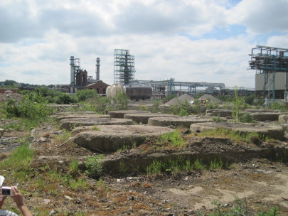 Bright Future for West  Yorkshire as Sustainable Clean Up of Chemical Works Gets Underway