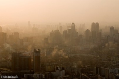 China sends inspectors to check air pollution