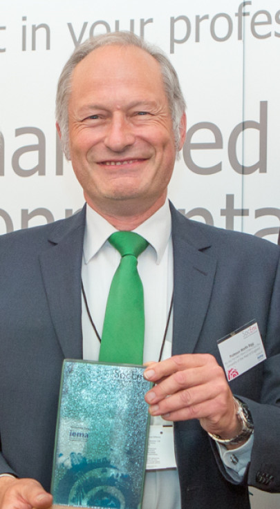 Chartered Environmentalist Of The Year Award Given At The
