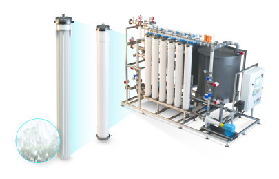 New Hollow Fiber Ultrafiltration Product Line Launched