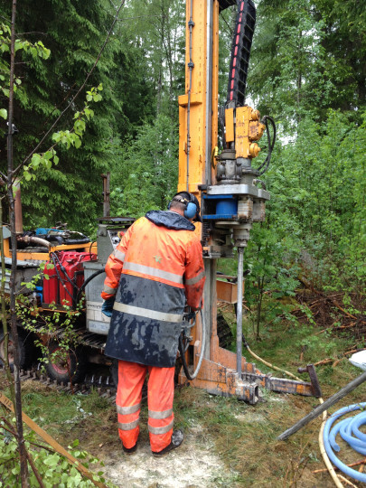 Webinar Invitation - In Situ Remediation of a 14 Million Litre Fuel Spill at a Former Military Base in Sweden