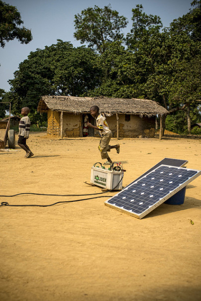 Could Solar Power Be the Answer to Africa's Energy Crisis?