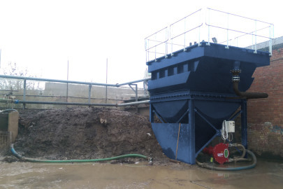 Water Treatment Plant Installed At Pmg Depot Boosts