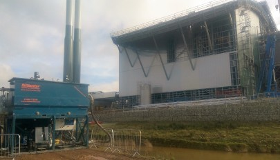 Technology Treats Surface Water at Cornwall Energy Recovery Centre Development