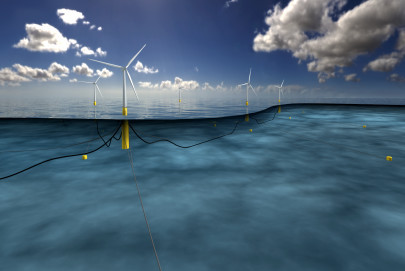Specialised Mooring Monitoring for Pioneering Floating Offshore Wind Farm Project