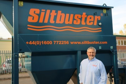 Siltbuster Appoints Group Managing Director