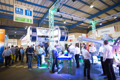 Growth in Exhibitor Numbers, Positive Signs for IFAT Africa 2017
