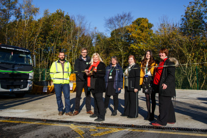 Dedicated Recycling Hub Opened by The University of Kent