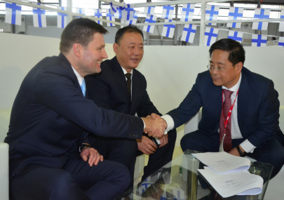 Hai Cheung Signs Agreement to Build Evoqua SeaCURE<sup>®</sup> bwms in China