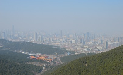Is there Light at the End of the Smog for China?