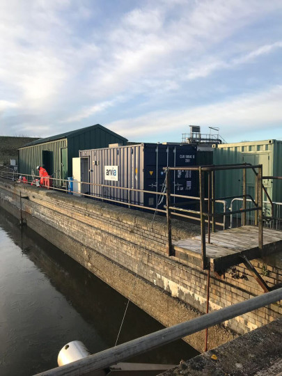 Water treatment first as Scottish Water trials Nyex