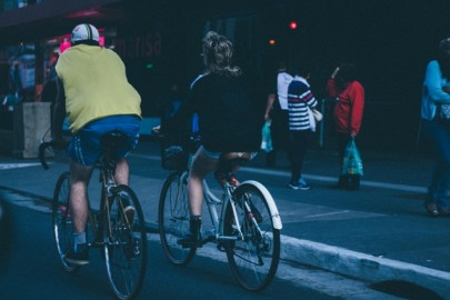 Do Cyclists Make Pollution Worse?