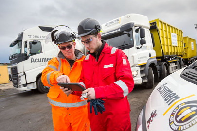 New technology drives service improvements