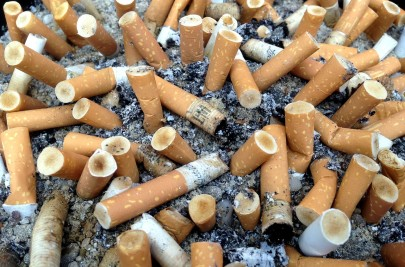 Should Cigarette Filters Be Banned?