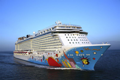 Customised Hybrid Scrubber solution supplied to two Norwegian Cruise Line ships