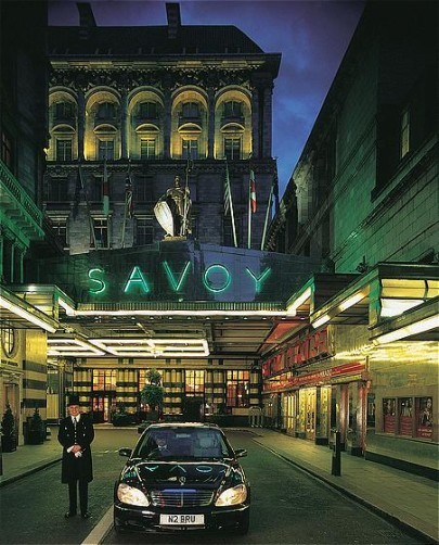 London's Savoy hotel launches food waste recycling service