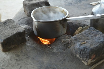 How Many People Still Cook with Solid Fuels?